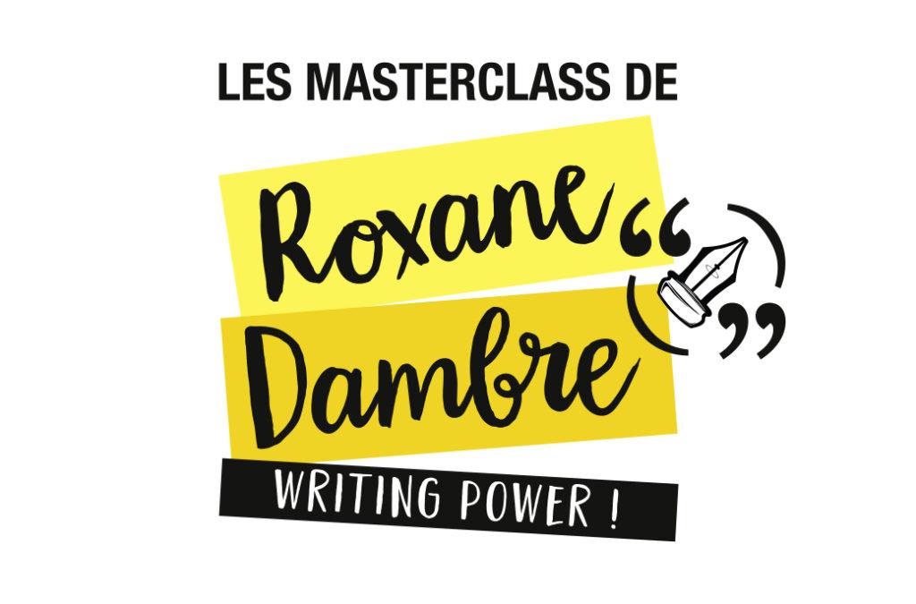 Logo les MasterClass de Roxane Dambre