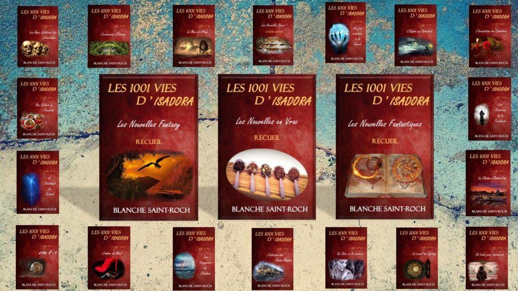 Les 1001 vies d'Isadora