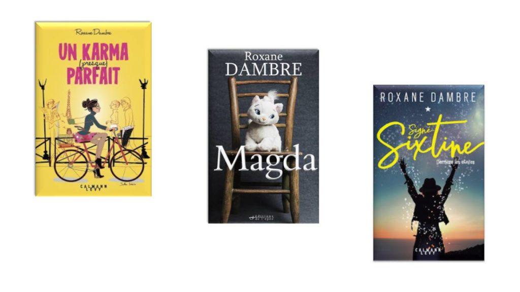 Les romans de l'année 2018, bilan : Un Karma presque Parfait, Magda, Signé Sixtine tome 1