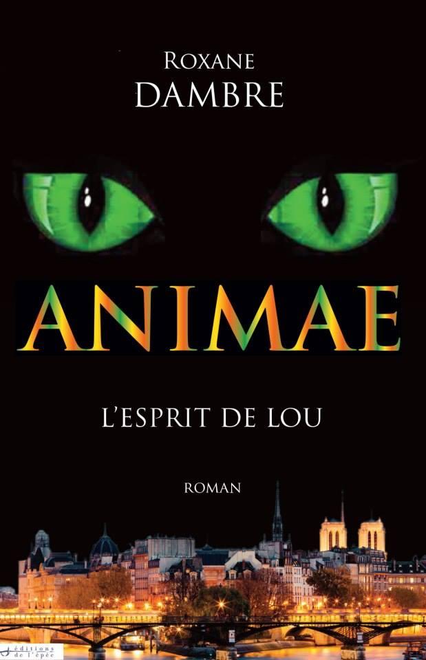 Couverture Animae Tome 1 édition numérique