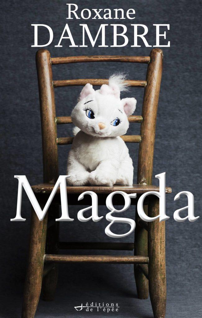 Couverture Magda, roman de Roxane Dambre